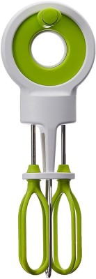 Axtry Ganesh Manual 0 W Hand Blender(Green)  available at flipkart for Rs.249