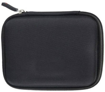 Nero Edge Carrying Casing Cover Pouch Bag for External Hard Disk for WD & Seagate 2.5 inch Pouch(For Seagate Backup Plus Slim 1 TB External Hard Disk, Black)  available at flipkart for Rs.799