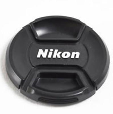 Numex 52 mm Safety Lens Filter Cap For Nikon D3100 D3200 D5000 D60 D40 18-55MM 52MM  Lens Cap(Black, 52 mm)  available at flipkart for Rs.199