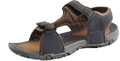 Mmojah Men Grey Sandals  available at flipkart for Rs.599