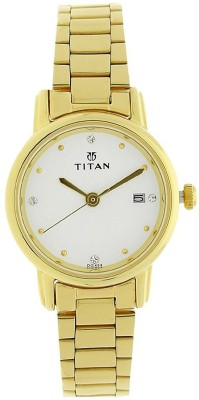 Titan 2572YM01 Karishma Analog Watch For Women