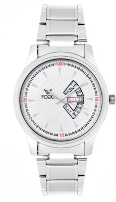 Fogg 12018-WH-CK Modish Analog Watch For Men