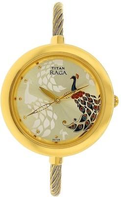 Titan NH2532YM01 Raga Analog Watch  - For Women