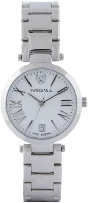 Swiss Eagle SE-9119-11  Analog Watch For Women