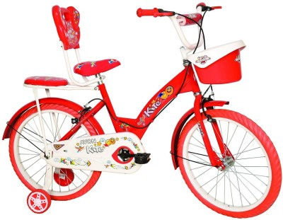 Avon Kite 20 T Single Speed Recreation Cycle(Red)  available at flipkart for Rs.3599