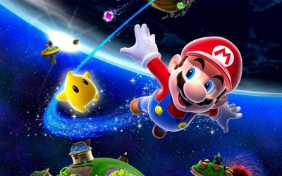 Super Mario Galaxy 4 Wallpaper Super Mario Games poster Print Poster on 13x19 Inches Paper Print(19 inch X 13 inch, Rolled)
