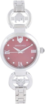 Swiss Eagle SE-9115-11  Analog Watch For Women
