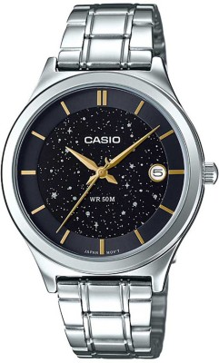 Casio A1230 Enticer Lady Analog Watch For Women