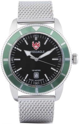 Swiss Eagle SE-9114-33  Analog Watch For Men