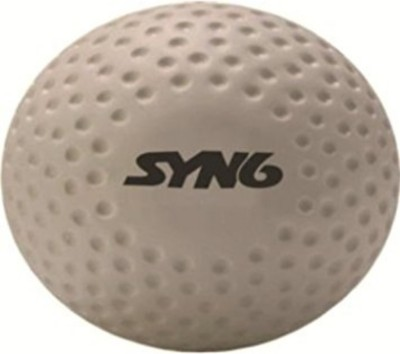 Syn6 Hockey ball (traning)- Size Standard Hockey Ball -   Size: Standard(Pack of 1, Multicolor)