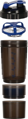 iShake Speed 500 One Storage 500 ml Shaker, Sipper(Blue)  available at flipkart for Rs.261