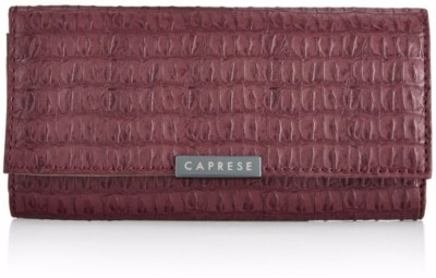 Caprese Casual Red  Clutch