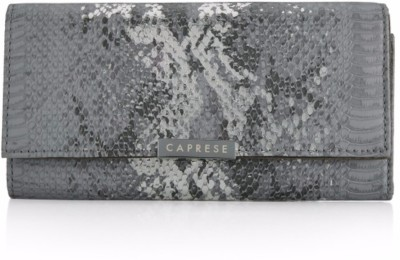 Caprese Casual Grey  Clutch