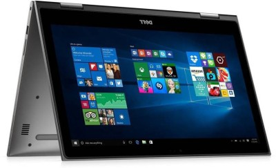 Dell 15 5000 Core i3 7th Gen - (4 GB/1 TB HDD/Windows 10 Home) 5578 2 in 1 Laptop(15.6 inch, Grey, 2.3 kg)