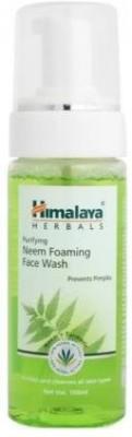 Himalaya Purifying Neem Foaming Face Wash - 150ml