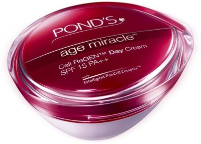 Ponds Age Miracle Cell Regen Spf 15 Pa++ Day Cream, 50 GM