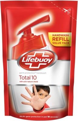 Lifebuoy Total 10 Hand Wash Refill(185 ml)