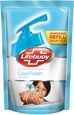 Lifebuoy Cool Fresh Hand Wash Refill(185 ml)