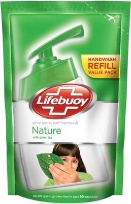 Lifebuoy Nature Hand Wash Refill(185 ml)