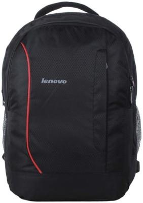 Lenovo 15.6 inch Expandable Laptop Backpack Black
