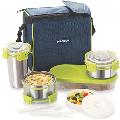 Magnus Nexus 5 5 Containers Lunch Box(300 ml)