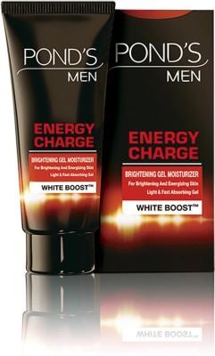 Ponds Men Energy Charge Brightening Gel Moisturizer, 40g