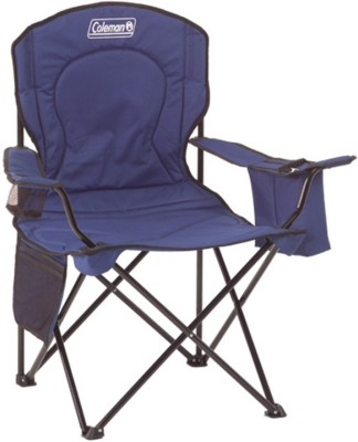 Coleman Fabric Outdoor Chair(Finish Color - blue)