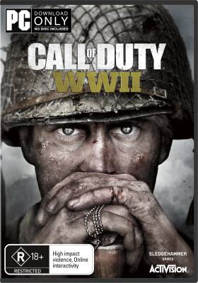 Call Of Duty: World War II (Extra ₹200 off)