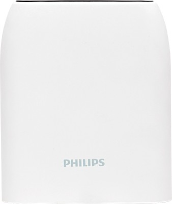 Philips 10400 mAh Power Bank  DLP10406  White, Lithium ion
