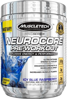 Muscletech Neurocore Pro Series Creatine (250gm, Raspberry)