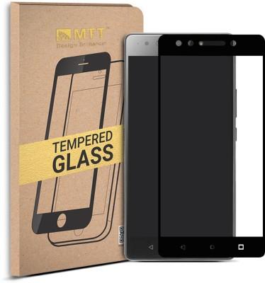 MTT Tempered Glass Guard for Lenovo K8 Note(Pack of 1)