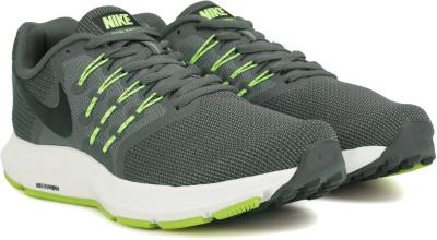 Nike RUN SWIFT Running Shoes For Men(Grey) 1