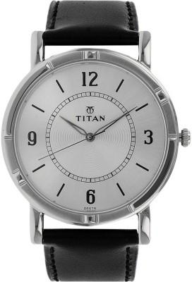 Titan NH1639SL03C Analog Watch  - For Men