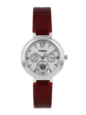 Timex TWEL11700  Analog Watch For Women