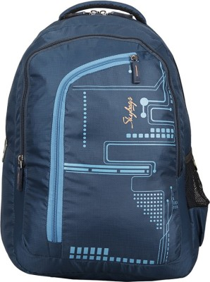 Skybags Footloose Router 3 Laptop Backpack Dbl 25 L Backpack(Blue)