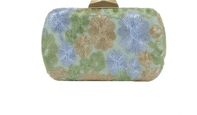 MODISH Party Blue  Clutch at flipkart