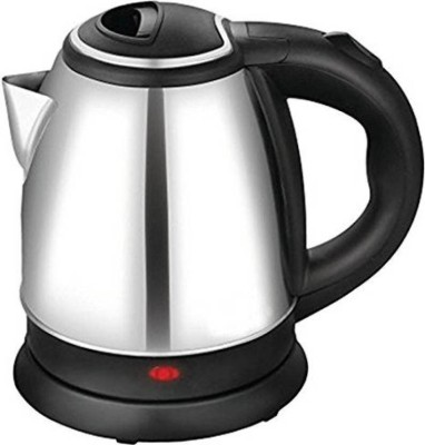 Emmquor IKXT 002 1.8LTR IKITZ Electric Kettle(1.8 L, CHROME)  available at flipkart for Rs.440