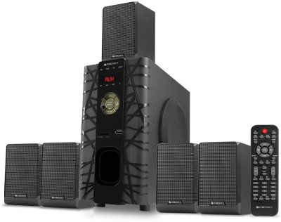Zebronics ZEB-BT6590 RUCF 5.1 Home Cinema(DVD)