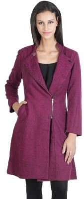 Global Elle Full Sleeve Solid Women's Jacket