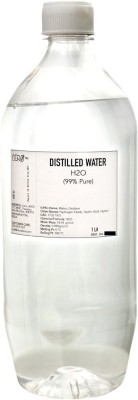 CERO DISTILLED WATER 99%Pure [H2O] CAS: 7732-18-5 (1 Lit) Kitchen Cleaner(1000 ml)