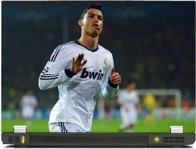 quality design 8a0a0 a811f SkinShack Cristiano Ronaldo Keep calm Celebration (10.1 inch) Vinyl Laptop  Decal 10.1