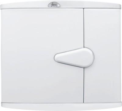 Wintex Icon Single Door Cabinet Polypropylene Wall Shelf(Number of Shelves - 1, White)