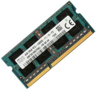 sk hynix hmt277sgafr8c DDR3 4 GB (Single Channel) Laptop ddr3 (12800s)(Green)