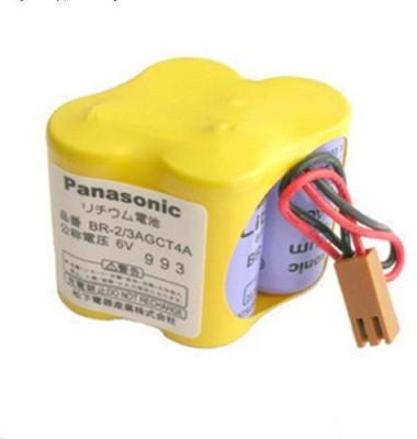 Panasonic BR 2/3 AGCT4A Fanuc CNC Control Rechargeable Li-ion Battery