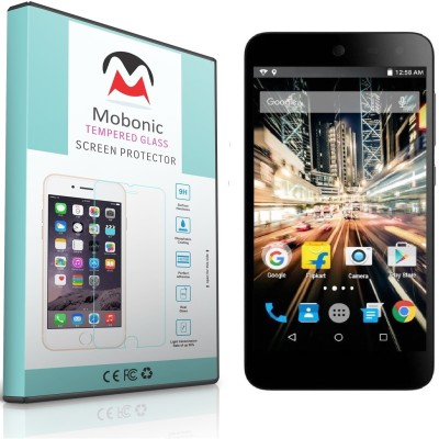 Mobonic Tempered Glass Guard for Micromax Canvas Amaze 2 E457(Pack of 1)