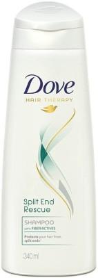 Dove Split End Rescue Shampoo, 340ml