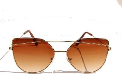 hanley Aviator Sunglasses(For Boys & Girls)