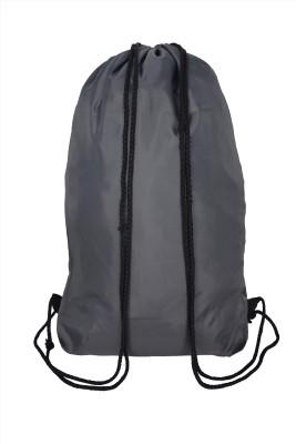 Roadeez Plain 2.5 L backpack(Grey)  available at flipkart for Rs.180