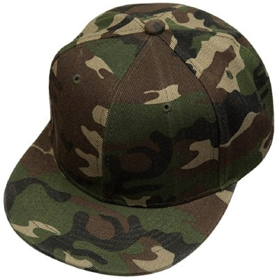 BnB Printed Hiphop, Snapback, Military, camouflage Cap  available at flipkart for Rs.269