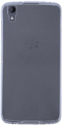 Flipkart SmartBuy Back Cover for BlackBerry DTEK50(Transparent, Flexible Case)